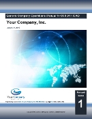 General Company Operations Manual & Safety Management System